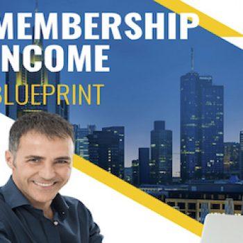 Membership Income Blueprint