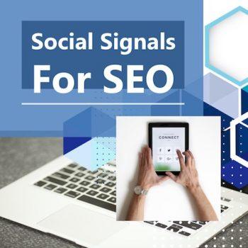 Social Signals For SEO